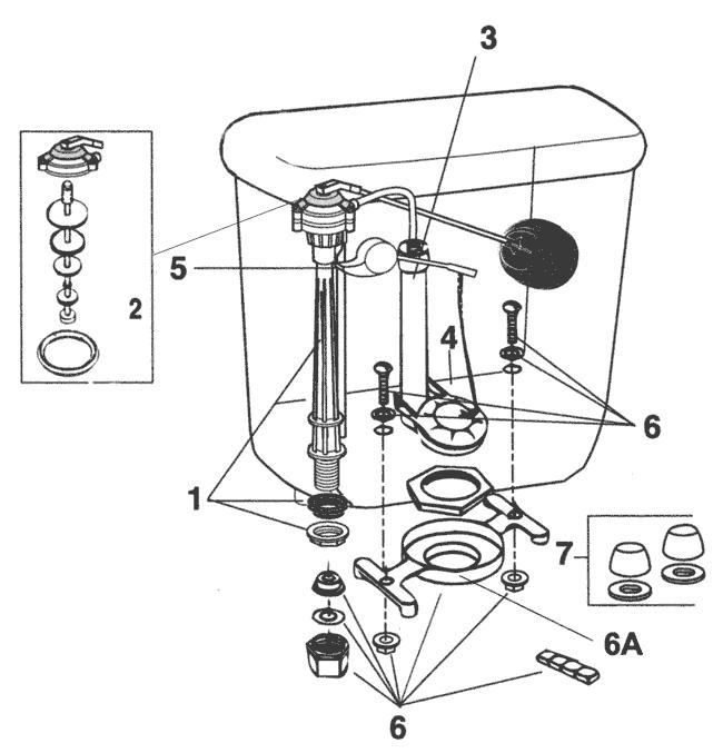 تعميرات توالت فرنگی