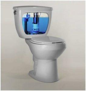 فلوتر توالت فرنگی