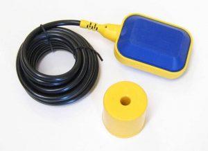 فلوتر برقی یا شناور مکانیکی برقی محافظ پمپ اب