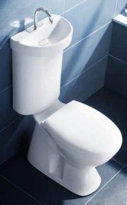 نصاب توالت فرنگی
